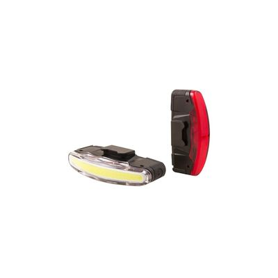Fietslampenset Oplaadbaar Spanninga Arco