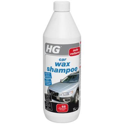 Foto van HG wax shampoo