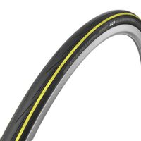 Buitenband Lugano 700x25 / 25-622 geel/zwart
