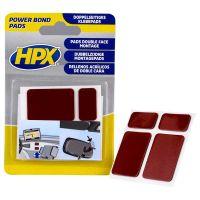 HPX Power bond bevestigingspads