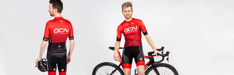 GCN x Castelli team kit-1