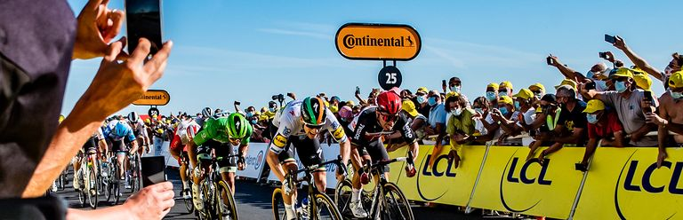 Tour de France in beeld - Best of.