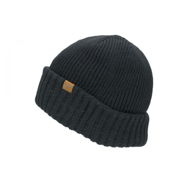 Afbeelding van Waterproof Cold Weather Roll Cuff Beanie Hat