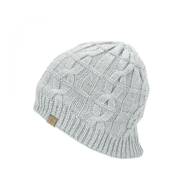 Afbeelding van Waterproof Cold Weather Cable Knit Beanie