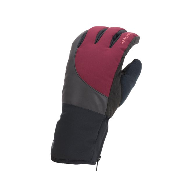 Afbeelding van Waterproof Cold Weather Reflective Cycle Glove