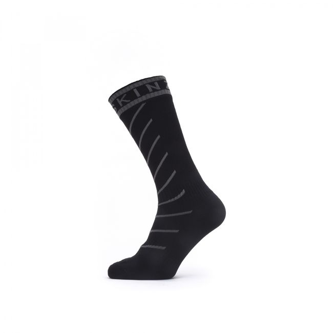 Afbeelding van Waterproof Warm Weather Mid Length Sock with Hydrostop