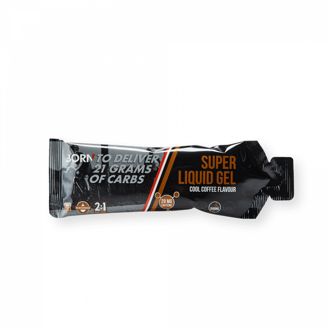Afbeelding van Super Liquid Gel Cool Coffee 2:1 + Caffeine