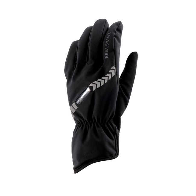 Afbeelding van Waterproof All Weather LED Cycle Glove