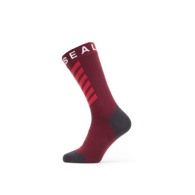 Afbeelding van Waterproof Warm Weather Mid Length Sock with Hydrostop