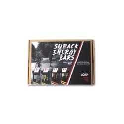 Sixpack Energy Bars – Flavour MIX