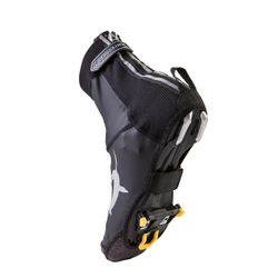 All Weather Cycle Overshoe Lightweight Open sole