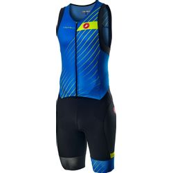 FREE SANREMO SLEEVELESS SUIT
