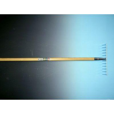 Foto van Tuinhark verzinkt 12 tands met steel 150cm