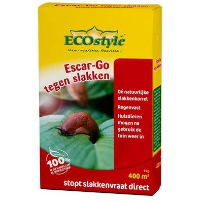 Foto van Ecostyle Escar-Go tegen slakken 1kg
