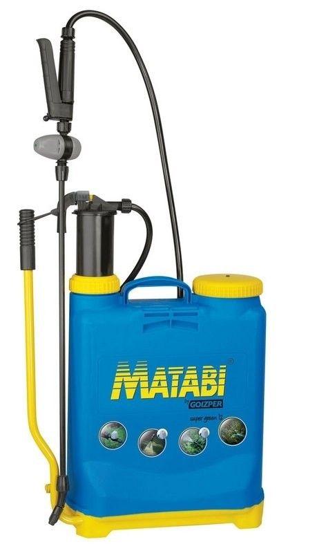 Matabi drukspuit Super Green 12