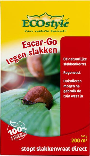 Ecostyle Escar-Go tegen slakken 500gr