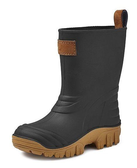Kinderlaars Gevavi Boots sebs zwart/beige