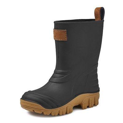 Foto van Kinderlaars Gevavi Boots sebs zwart/beige