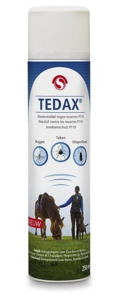 Tedax vliegen- en muggenspray 250ml