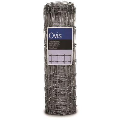 Foto van Schapengaas zwaar Ovis Crapo 120cm hoog x 10 draads 50mtr