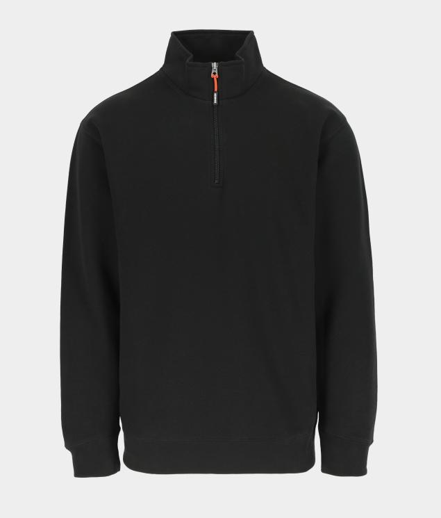 Herock Vigor sweater / werktrui zwart