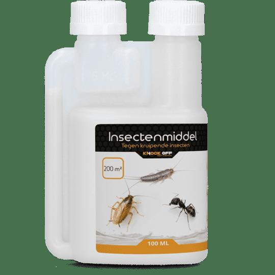 Knock Off vloeibaar tegen kruipende insecten 100ml