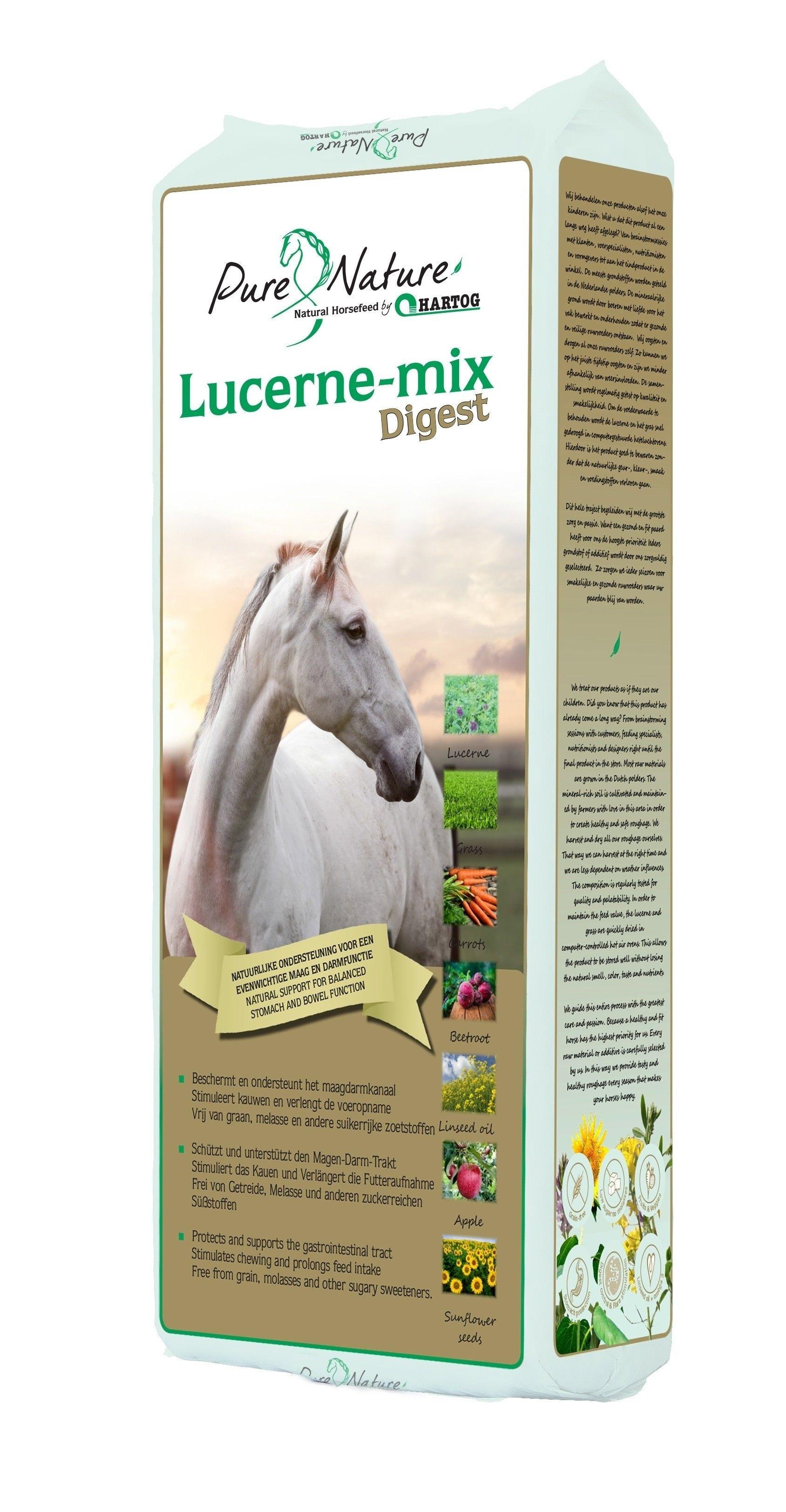 Lucerne-mix Digest Hartog 15kg