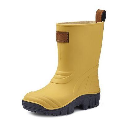Foto van Kinderlaars Gevavi Boots sebs geel/zwart