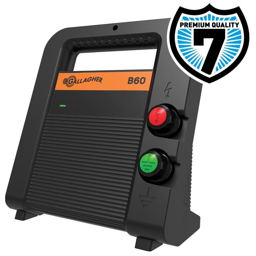 Gallagher B60 12Volt (accu) schrikdraadapparaat