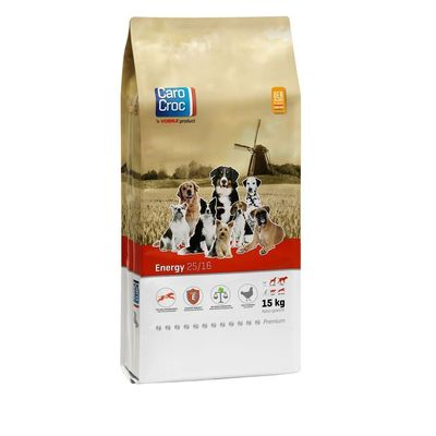 Carocroc Energy hondenvoer 15kg