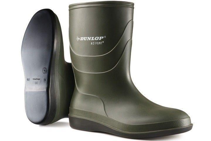 Desinfectielaars Dunlop groen