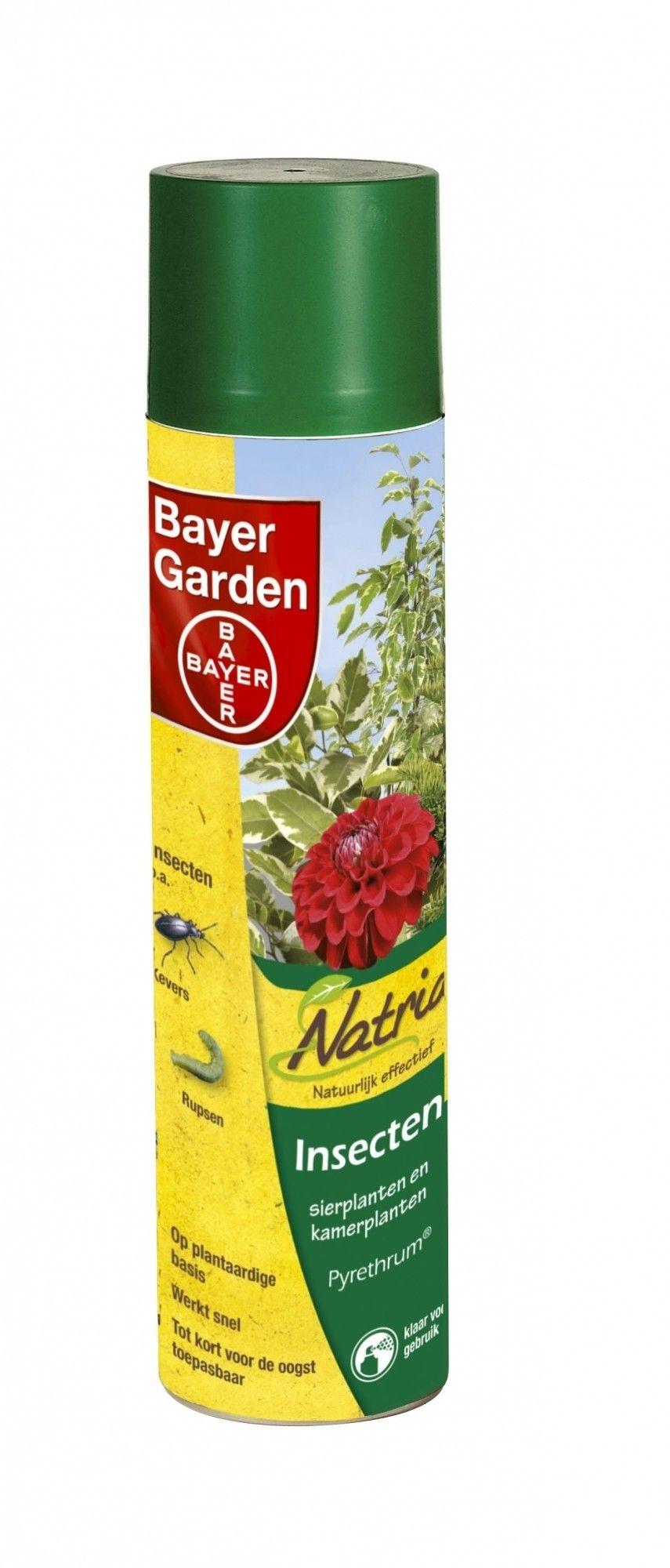 Pyrethrum spray tegen insecten 400ml