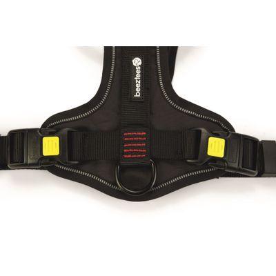 Foto van Hondentuig / Harnas Beeztees Parinca Premium zwart