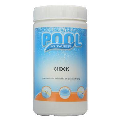 Foto van Pool Power Shock zwembad chloor granulaat 1kg