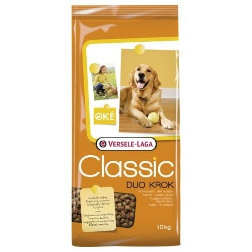 Classic Duo Krok hondenvoer 10kg