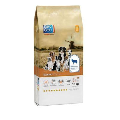 Foto van Carocroc Support (Lam/Rijst) hondenvoer 15kg