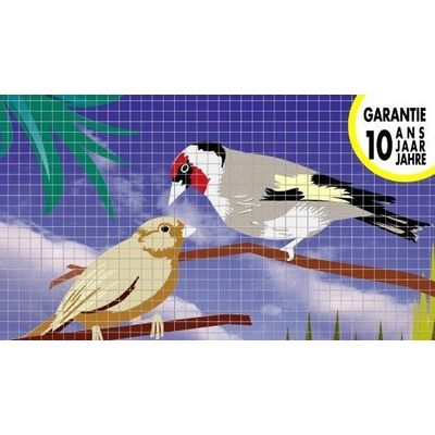 Foto van Volièregaas vierkant verzinkt 19/1.45 - 100cm hoog x 25mtr