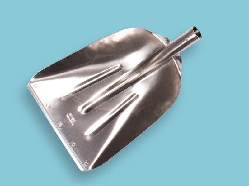 Graanschop Offner Aluminium met slijtstrip