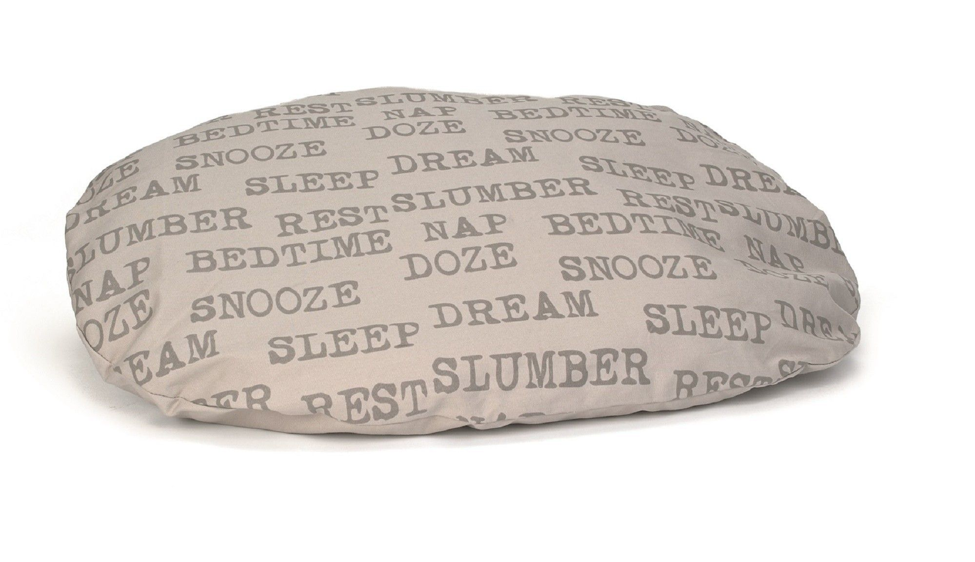 Beeztees hondenkussen Sleepy Time beige