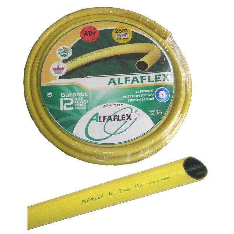 Waterslang / tuinslang Alfaflex ATH 12.5mm (1/2 inch) 50mtr