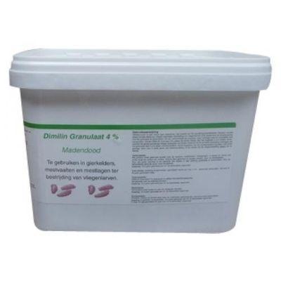 Foto van Dimilin 4% madendood granulaat 2.5kg