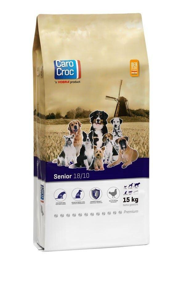 Carocroc Senior hondenvoer 15kg