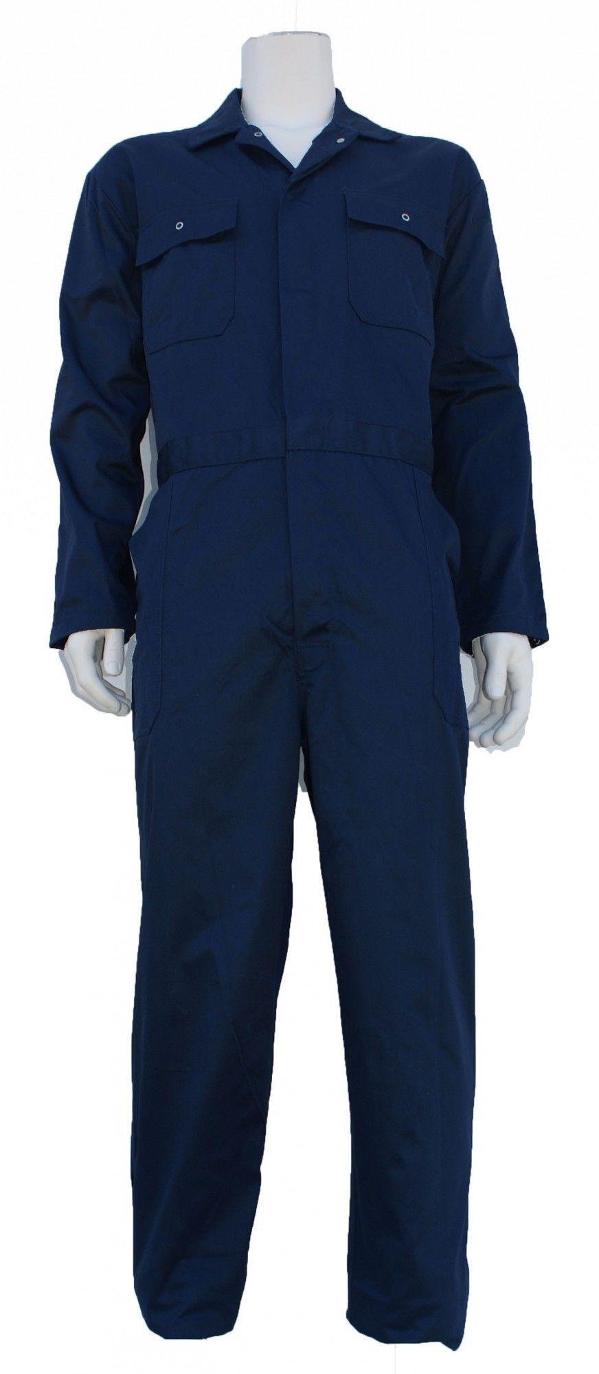 Overall marineblauw