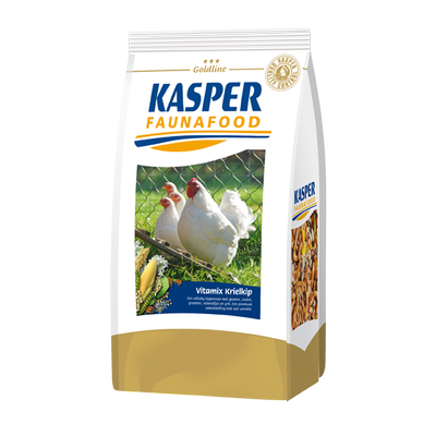 Foto van Vitamix krielkip Goldline Kasper Faunafood 3kg