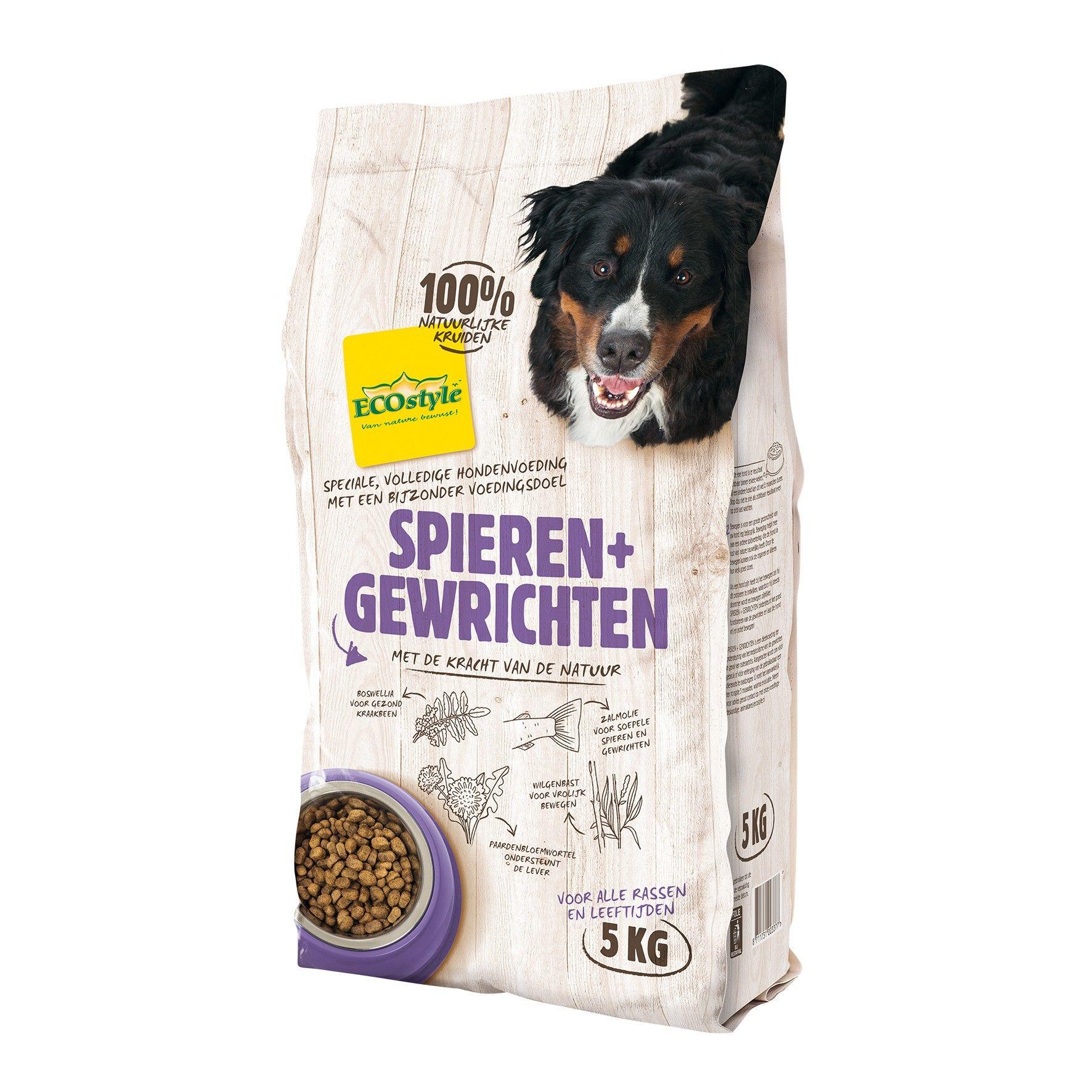 VITALstyle hondenvoer Spieren en Gewrichten 5kg