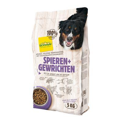 Foto van Ecostyle hondenvoer Spieren en Gewrichten 5kg
