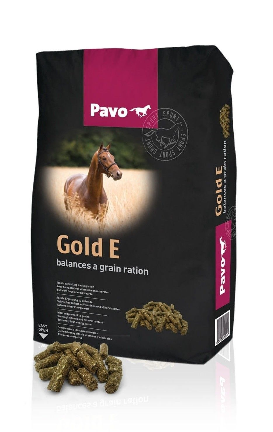 Pavo Gold E 20kg