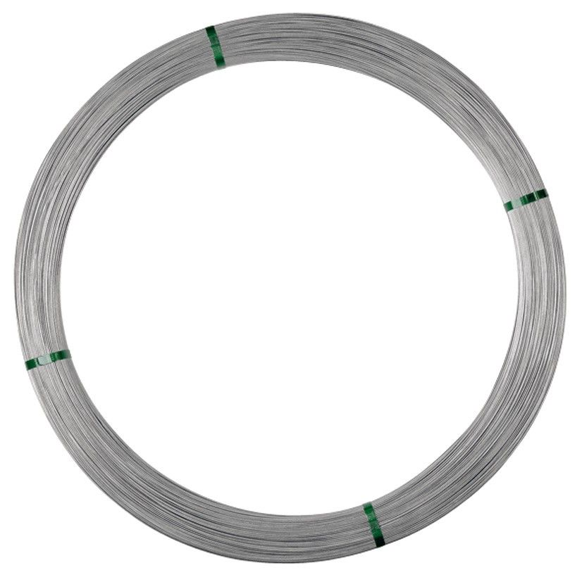 Gealuminiseerd draad (High Tensile) 2,5 mm 625 mtr