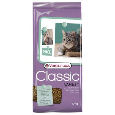 Foto van Classic 4-Mix kattenvoer 10kg