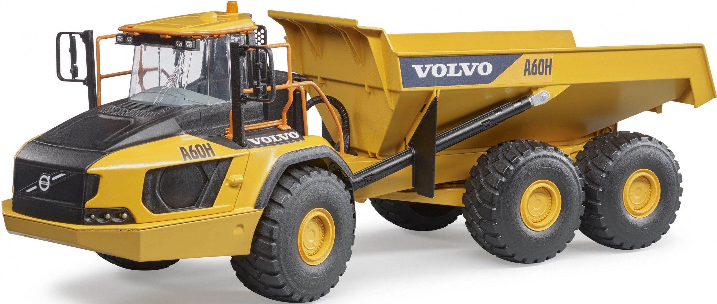 Bruder Volvo dumper A60H 1:16